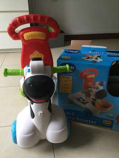 VTech Baby scooter, toddler