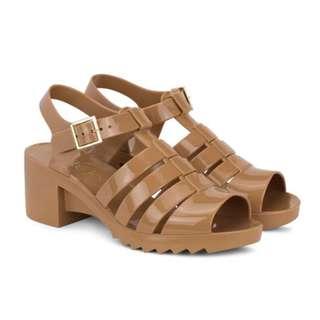 Petite Jolie PJ1480 巴西涼鞋 裸體色非第一張圖色
