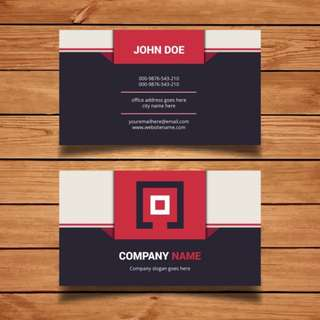 Cheap name card design and printing services