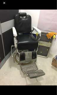 Takara Koken Vintage Barber Chair