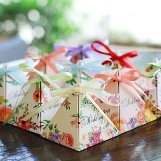 50x wedding favor doorgift