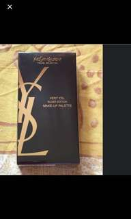 Very YSL Makeup Palette (Silver Edition)