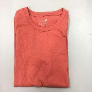 Basic cotton T shirt