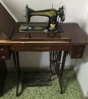 Antique Sewing Machine (Butterfly brand)