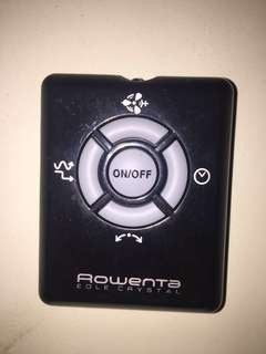 Rowenta Eole Crystal electronic tower fan controller