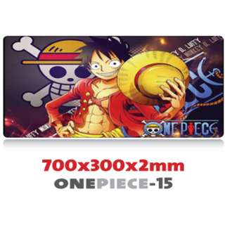 ONE PIECE #15 7030 Extra Large Mousepad Anti-Slip Gaming Office Desktop Coffee Dining Tabletop Decorative Mat