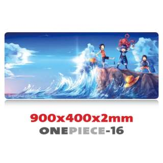 ONE PIECE #16 9040 Extra Large Mousepad Anti-Slip Gaming Office Desktop Coffee Dining Tabletop Decorative Mat