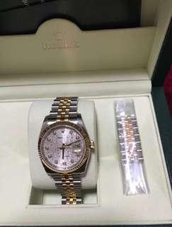 💯%Original Rolex watch