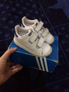 Auth Adidas Stan Smith (blue tab)