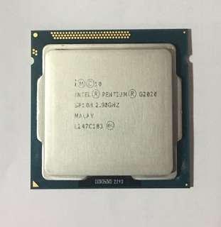 Intel Pentium G2020, 3M Cahce, 2.9Ghz (LGA1155)