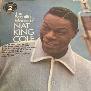 2 records nat king cole