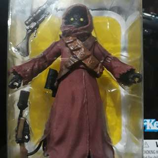 Star Wars 40th anniversary Jawa 6 inches scale by kenner