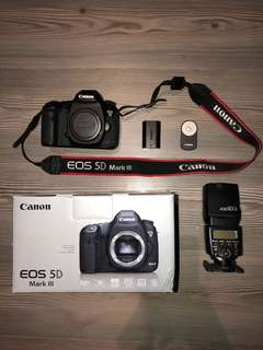 5d mkiii body + more