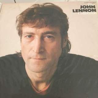 John Lennon collection vinyl record