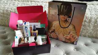 Melb Fashion Week Beauty Box