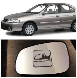 Nissan Sentra Pulsar Maxima Teana side mirror all models and series