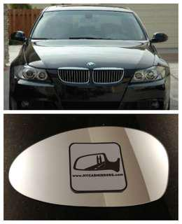 BMW E90 side mirror all models and series