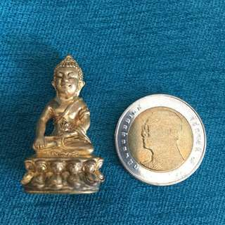 Lp Leua Phra Kring Buddha Amulet Be2559