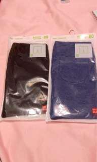 🚚 Uniqlo 短褲 純棉 尺寸80