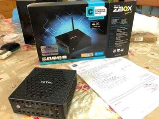 Zotac Zbox CI325 Nano 迷理PC