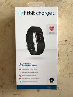 Fitbit Charge 2 (Sealed/Brand New In Box)