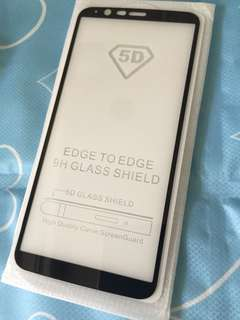 OnePlus 5T Screen Protector 5D 9H