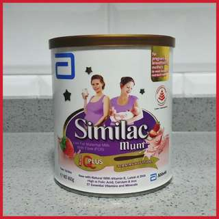 Similac Mum Strawberry (400g)