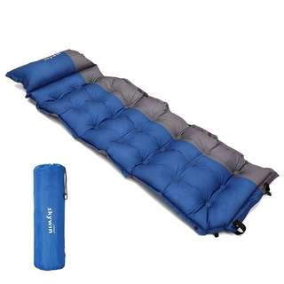 Self inflatable mattress