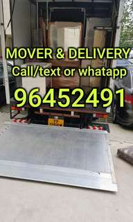 Mover n delivery