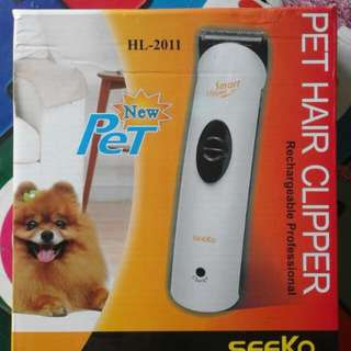 Pet hair clipper hl-2011