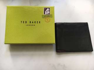 Ted Baker - Leather Wallet