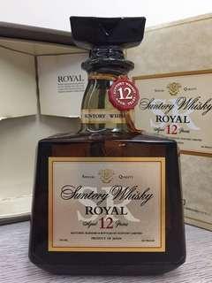 Suntory Royal 12