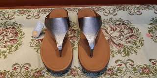 Fitflop Sandals (gold)