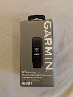 BNIB Brand New Garmin Vivofit 4