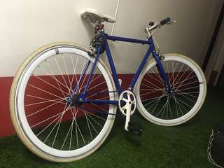 """Teman 53"""" Fixie road bike-NEED GONE ASAP OPEN TO OFFERS"""