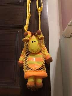 🚚 兒童動物水壺背帶