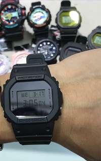 代購 日本品牌 Casio 行貨 香港🇭🇰 G-Shock 手表⌚️ DW-5600BBMA-1