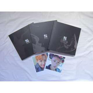 BTS WING ALBUM (W,I,G VERSION)