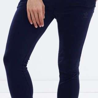 Adidas slim cuffed track pants