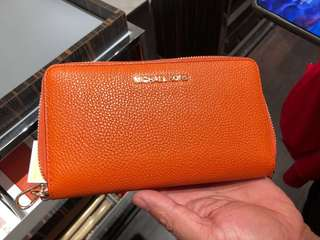美國代購 Michael Kors wallet 銀包