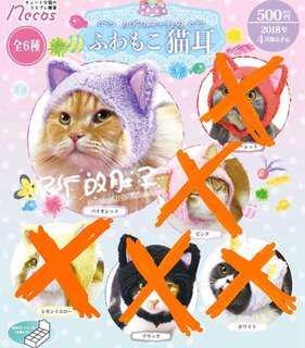 Necos Cat Headgear