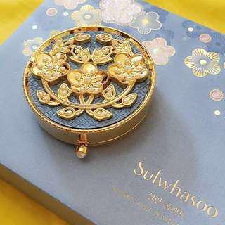 雪花秀🐷Powder Compact花釉香粧盒15周年限量(現貨)