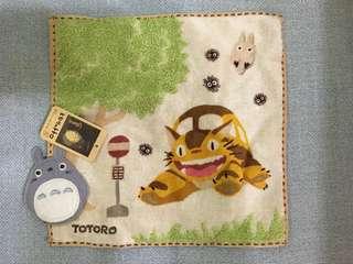 包郵 Totoro 毛巾