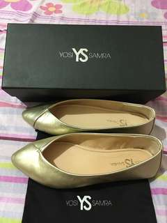FReE SF Original Yosi Samra Valerie Flat Shoes Size 7