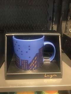 Starbucks Philippines Luzon Mug Island Series