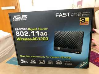 Asus RT-AC56S Router