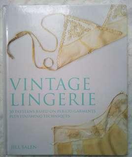 Vintage Lingerie (Hardbound)