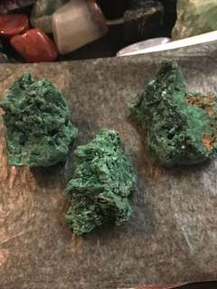 Malachite raw big