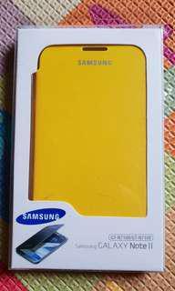 Original Samsung Note 2 case cover