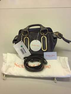 See by Chloe leather bag